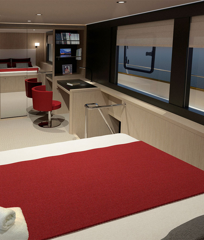 LEEN 56: An exceptional and innovative owner suite