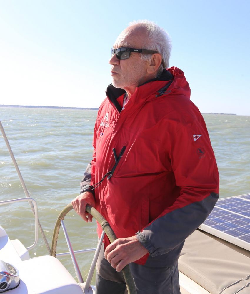 Bernard Nivelt, architect of the LEEN, acquires a LEEN 56