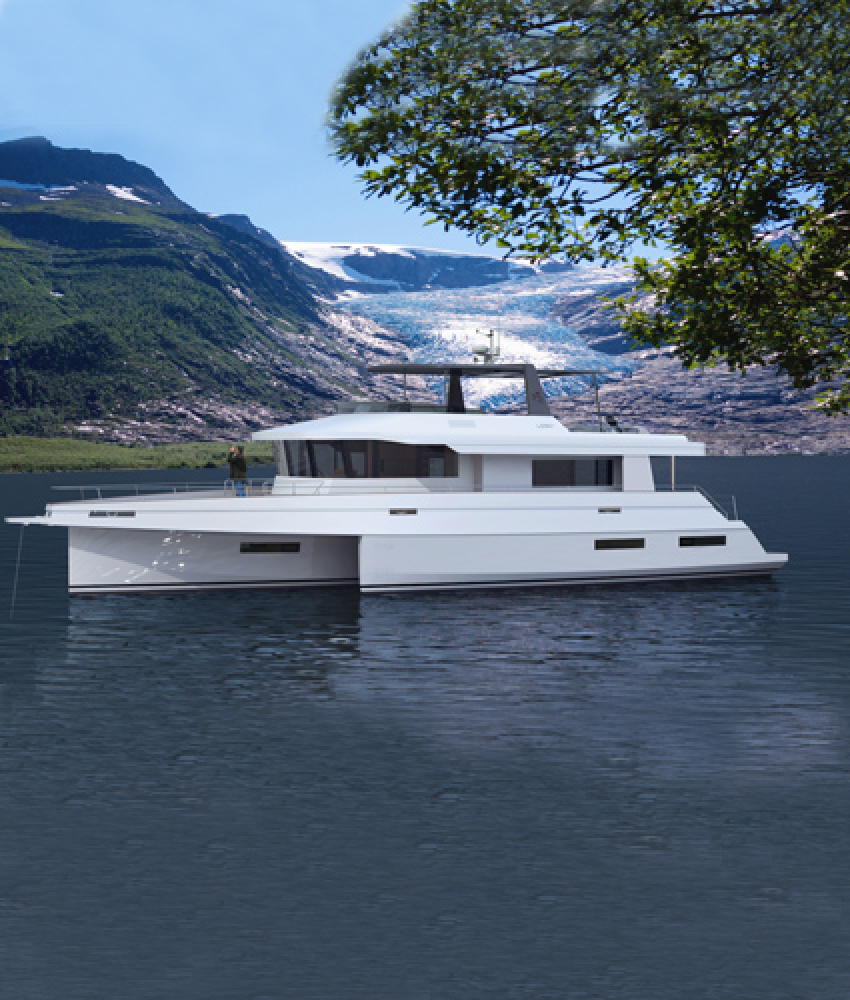 LEEN-TRIMARANS chooses a hybrid propulsion solution